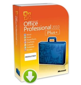 Office Professional Plus 2010 Download 1PC