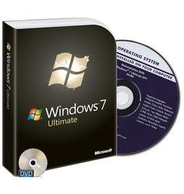 Windows 7 Ultimate 32 & 64 Bit 1 PC