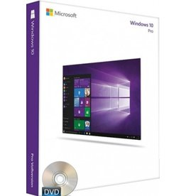 Windows 10 Pro 32 & 64 Bit 1PC
