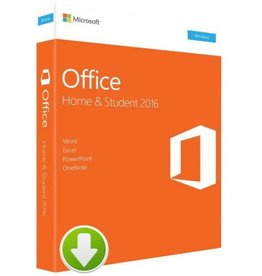 Office Home and Student 2016 Download 2PCs