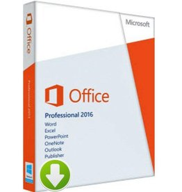 Office Professional 2016 Download 2PCs