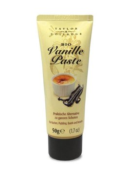 Taylor & Colledge Vanilla Bean Paste - BIO-50g