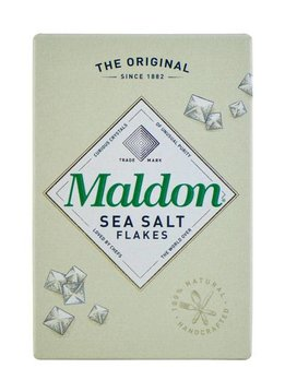 Maldon Sea Salt Salt Flakes  - 250g