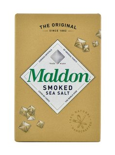 Maldon Sea Salt Smoked Sea Salt - 125g oder 500g