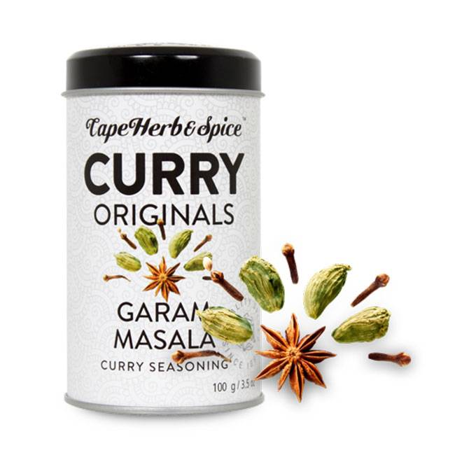 Cape Herb & Spice Rub Curry Garam Masala 100g