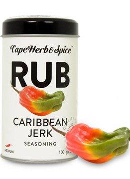Cape Herb & Spice Rub Caribbean Jerk 100g