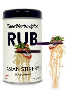 Cape Herb & Spice Rub Asian Stirfry 100g