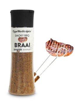 Cape Herb & Spice Shaker Smoky BBQ Braai 265g