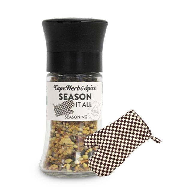 Cape Herb & Spice FB Everyday Seasoning 50g - Grinder