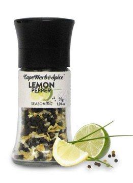 Cape Herb & Spice FB Lemon Pepper Grinder 55g