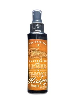 The Original Australian Liquid Smoke Hickory Maple 118ml