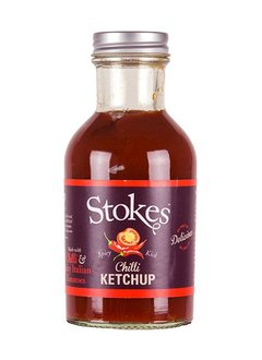 Stokes Chilli Tomato Ketchup 249ml