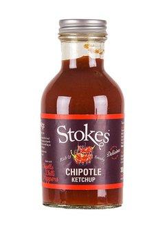 Stokes Chipotle Ketchup 245ml