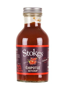 Stokes Chipotle Ketchup 245ml