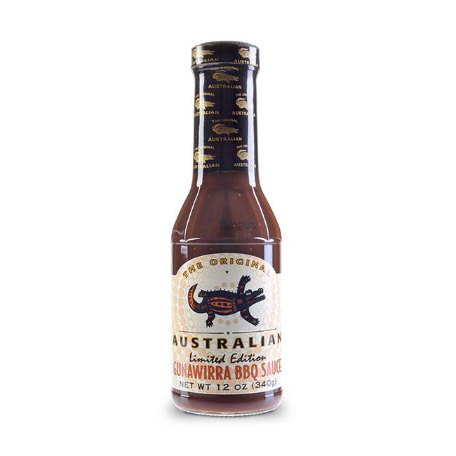 The Original Australian Gunawirra BBQ Sauce 355ml