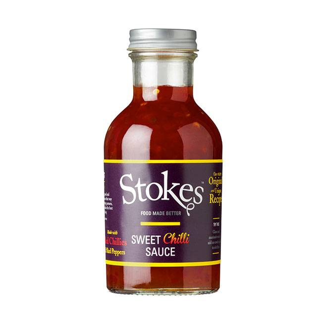 Stokes Sweet Chilli Sauce 259ml