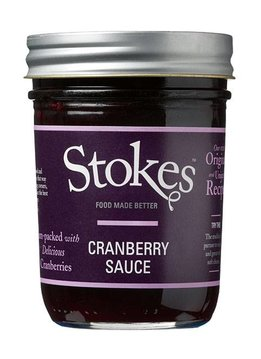 Stokes Cranberry Sauce 260g