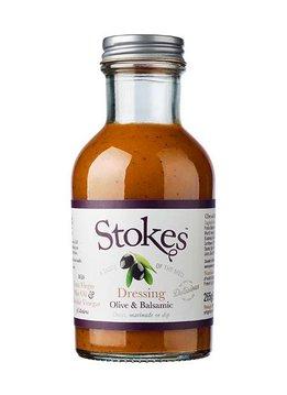 Stokes Olive & Balsamic Dressing 259ml