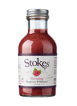 Stokes Raspberry & Balsamic Dressing 269ml