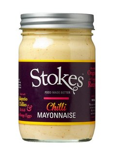 Stokes Chilli Mayonnaise 356ml
