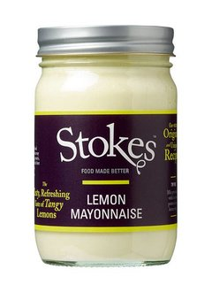 Stokes Lemon Mayonnaise 259ml MHD 27.02.2018
