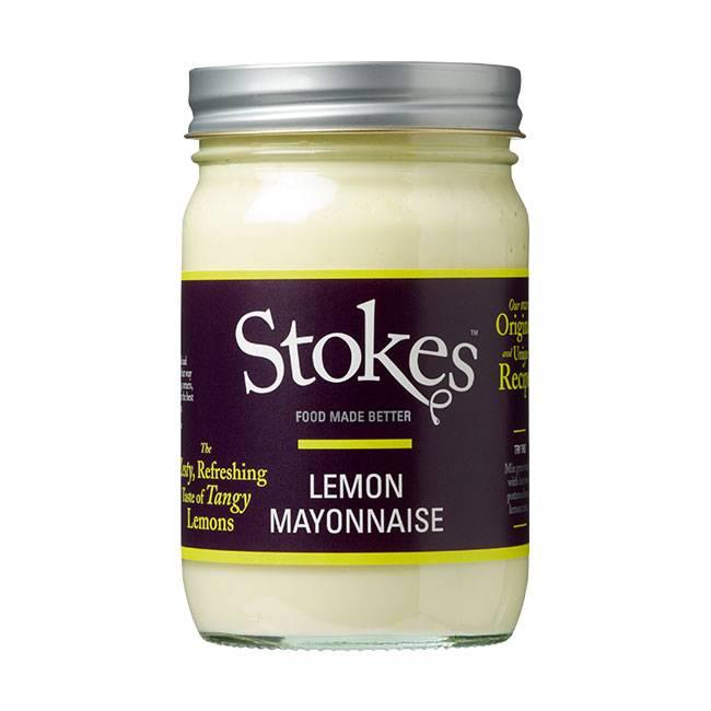 Stokes Lemon Mayonnaise 259ml MHD 27.02.2018