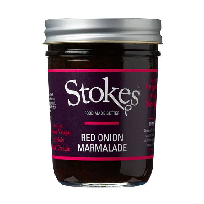 Stokes Red Onion Marmalade 265g