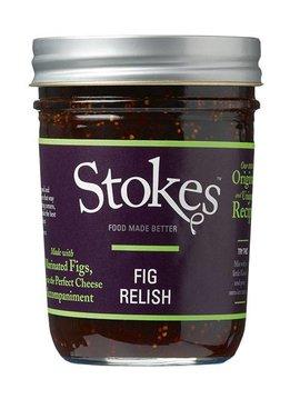 Stokes Fig Relish 225g