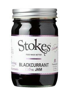 Stokes Blackcurrant Extra Jam 454g
