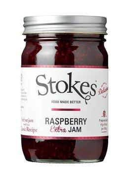 Stokes Raspberry Extra Jam
