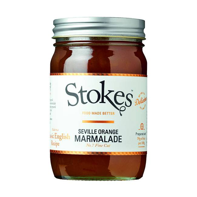 Stokes Seville Orange Marmalade No. 7