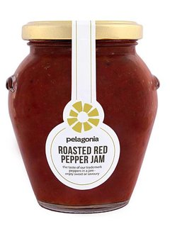 Pelagonia Roasted Red Pepper Jam 314g