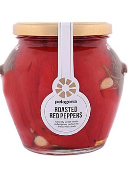 Pelagonia Roasted Red Peppers 560g