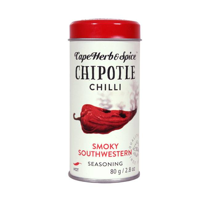 Cape Herb & Spice Rub Chipotle Chilli 80g