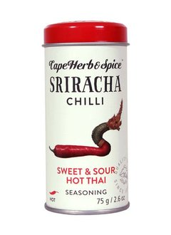 Cape Herb & Spice Rub Sriracha Chilli 75g