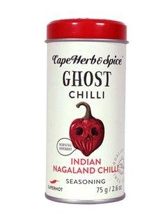 Cape Herb & Spice Rub Ghost Chilli 75g