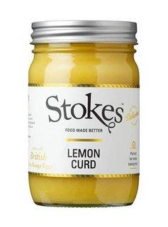 Stokes Lemon Curd 454g