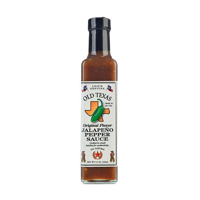 Old Texas Jalapeno Pepper Sauce 250 ml