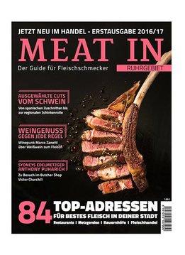 MEAT IN- Der Guide für Fleischschmecker