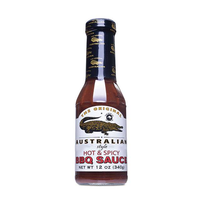 The Original Australian Hot & Spicy BBQ Sauce