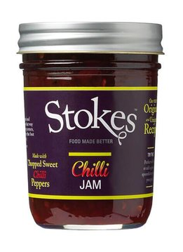 Stokes Chilli Jam 250g