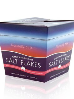 Murray River Salt Pink Salt Flakes 250g