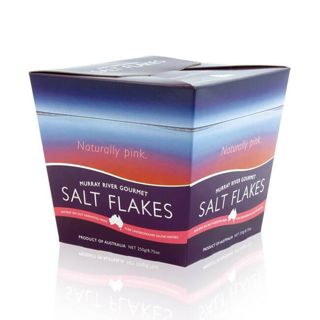 Murray River Salt Pink Salt Flakes - 250g