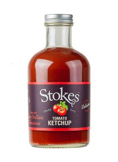 Stokes Real Tomato Ketchup 257ml oder 490ml