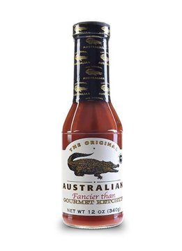 The Original Australian Fancier Than Gourmet Ketchup 355ml