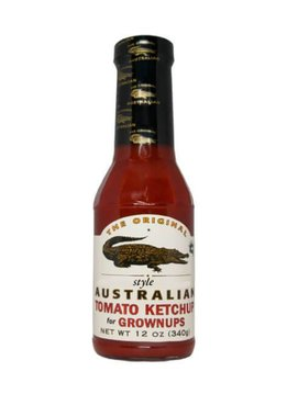 The Original Australian Tomato Ketchup for Grownups 355ml