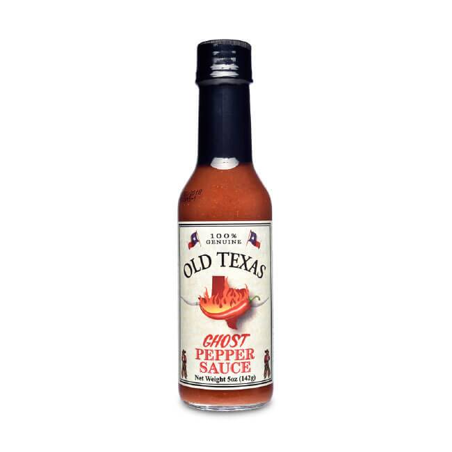 Old Texas Ghost Pepper Sauce - 148 ml