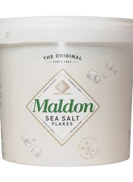 Maldon Sea Salt Maldon Sea Salt - 1,5kg