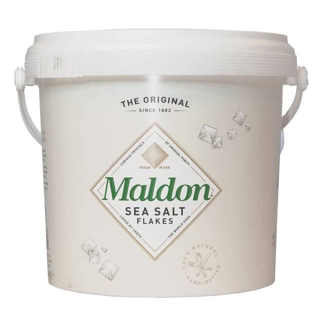 Maldon Sea Salt Maldon Sea Salt - 1,5kg