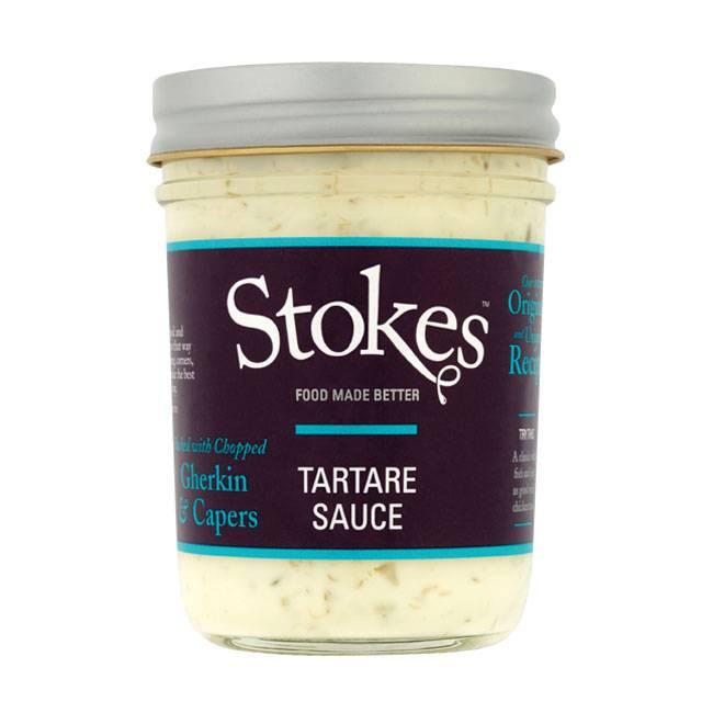 Stokes Tartare Sauce 192ml Sonderpreis wg. MHD 30.10.2018
